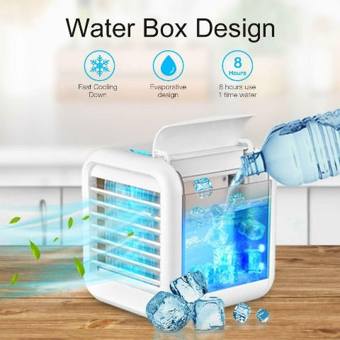Mini Portable Air Conditioner AC Unit Cooler With Humidifier