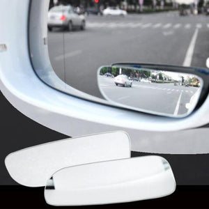 360 Wide Angle Side Rear Mirrors Blind Spot Mirror