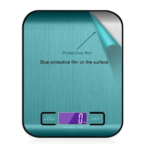Digital Kitchen Scale, Food Scale For Meat Baking Weighter With LCD Display