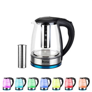 Electric Tea Kettle Water Boiler & Heater