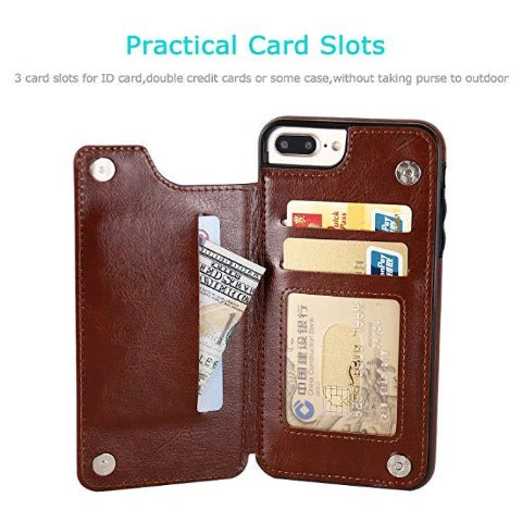Wallet Case For iPhone Leather iPhone Wallet Case