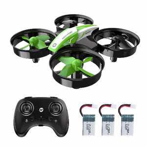 Mini Drone For Kids Altitude Hold And Headless Mode RC Helicopter