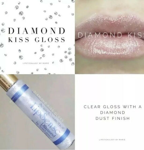 Lip Gloss Diamond Kiss