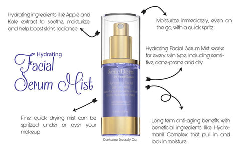 Hydrating Facial Serum Mist