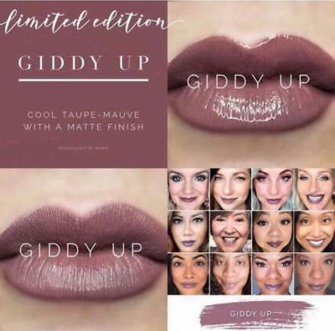 Lipsense Giddy Up