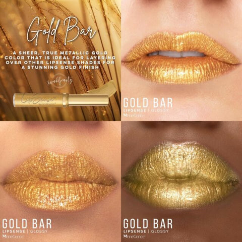 Lipsense Gold Bar
