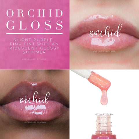 Lip Gloss Orchid