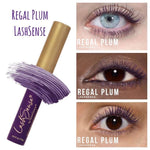 VolumeIntense Waterproof Mascara: Regal Plum