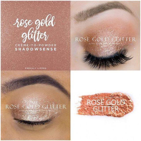 ShadowSense Rose Gold Glitter-Only $16 instead of $22!