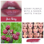Lipsense Sheer Berry