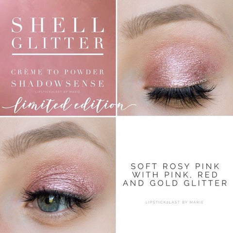 ShadowSense Shell Glitter-Only $15 instead of $22!