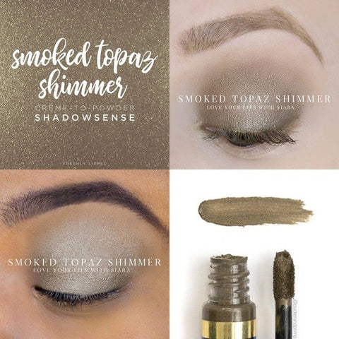 ShadowSense Smoked Topaz Shimmer-Only $15 instead of $22!