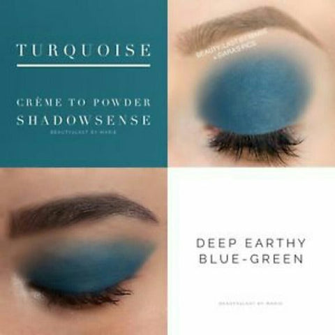 ShadowSense Turquoise-Only $15 instead of $22!