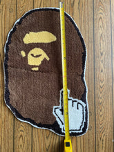 Load image into Gallery viewer, NEW Bape Online Face Rug