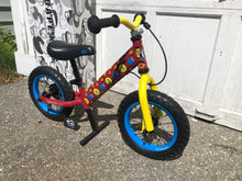 Load image into Gallery viewer, Bape x Sesame Street Kids Training Bicycle