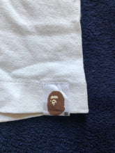 Load image into Gallery viewer, Bape Baby Milo Logos Go Ape Spellout Tee