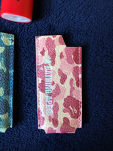 Load image into Gallery viewer, Bape Pink Camo Lighter Sleeve