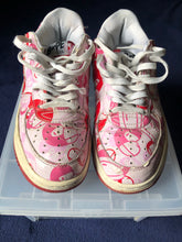 Load image into Gallery viewer, Bape Pink Baby Milo Bapestas 9.5