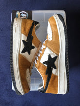Load image into Gallery viewer, Bape Pony Hair Bapestas 9.5