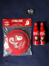 Load image into Gallery viewer, NEW Bape x Coca Cola Red Frisbee