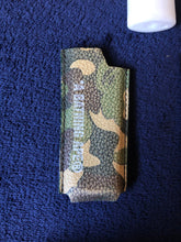 Load image into Gallery viewer, Bape Green Camo Lighter Sleeve