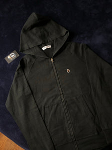 Bape Mini Ape Zip Up Hoodie