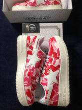 Load image into Gallery viewer, Bape ABC Pink Camo Bapestas NEW