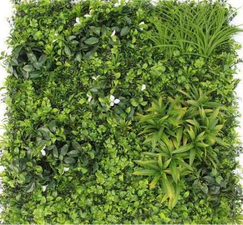 UV VERTICAL GARDEN WALL PANELS GINNI BLOOM
