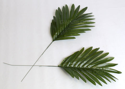 ARTIFICIAL ARECA LEAF (WHOLESALE PACK OF 40 STEMS)