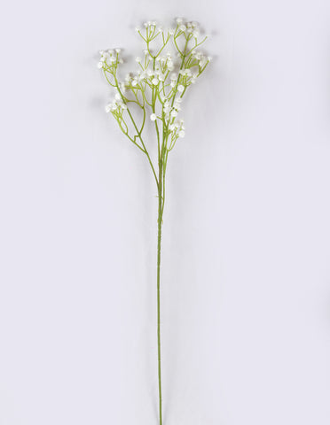 ARTIFICIAL GYPSOPHILA/ BABY'S-BREATH STICK (WHOLESALE PACK OF 15 STICKS)