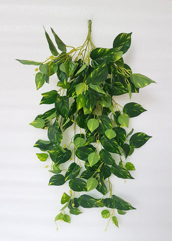 ARTIFICIAL MONEY PLANT BUNCH CREEPER - GREEN