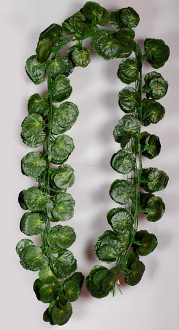 ARTIFICIAL BEGONIA CREEPER - 5.5 FT (WHOLESALE PACK OF 12 PC)
