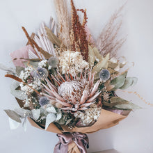 Load image into Gallery viewer, Dried Flower Bouquet Jane Smith Floral Design