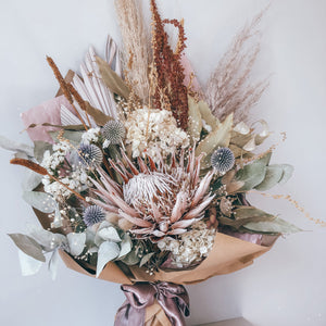 Dried Flower Bouquet Jane Smith Floral Design