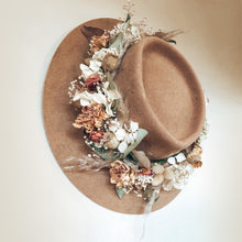 Load image into Gallery viewer, Hat Halo Jane Smith Floral Design
