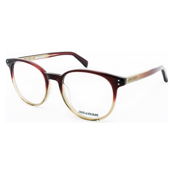 Ladies' Spectacle frame Zadig & Voltaire VZV131N-0Q17 (Ø 51 mm)