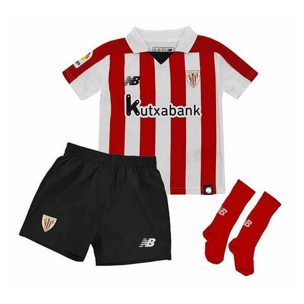 Children's Football Equipment Set New Balance Athletic Club 17/18 (1ª) (Size 2-3 years)