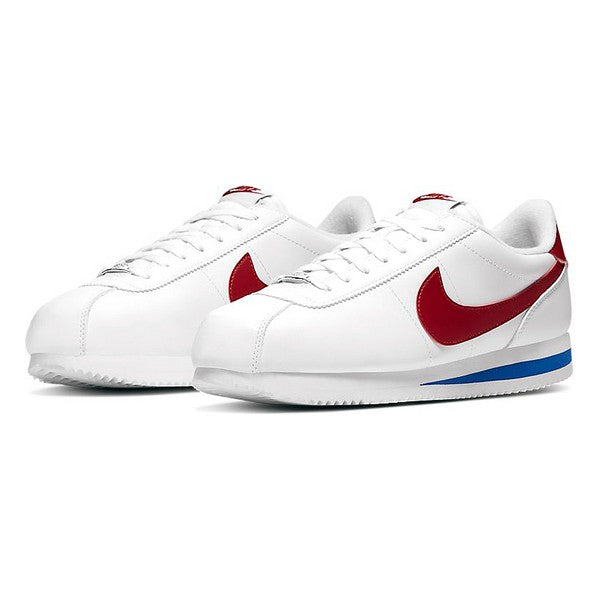 Unisex Casual Trainers Nike CORTEZ BASIC LEATHER