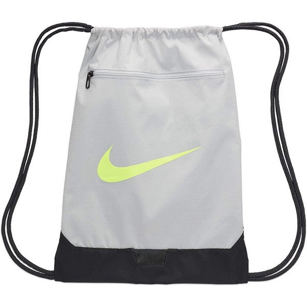 Backpack with Strings Nike GYM BRSLA Grey