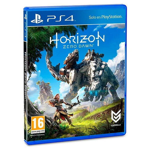 Horizon Zero Dawn Standard Edition (PS4) Sony