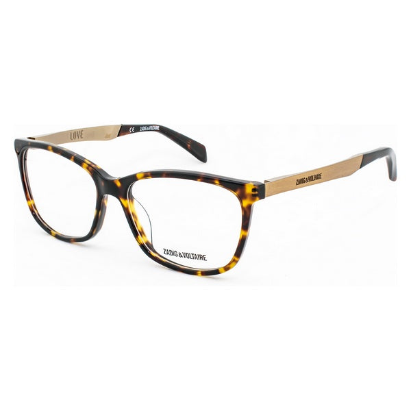 Ladies' Spectacle frame Zadig & Voltaire VZV126-0743 (Ø 54 mm)