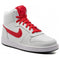 Basketball Shoes for Adults Nike Ebernon Mid White Red