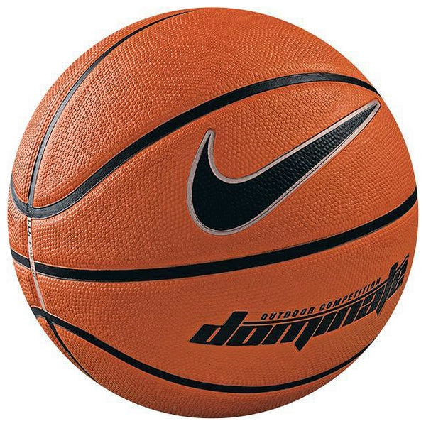 Basketball Ball Nike Dominate 7 Natural rubber Brown