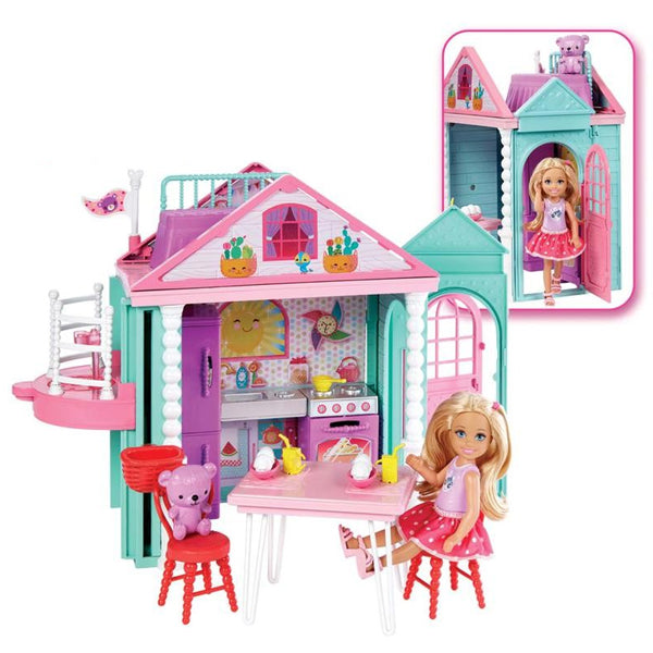 Playset Barbie Club Chelsea Mattel