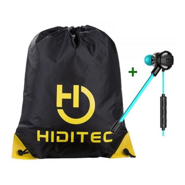 Headphones with Microphone + Backpack with Strings Hiditec PAC010008