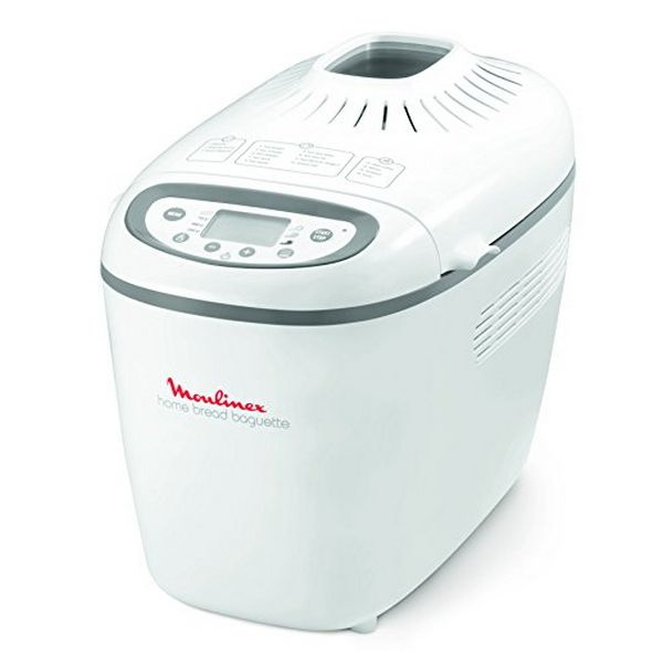 Bread Maker Moulinex OW6101 Home Baguette 1650W