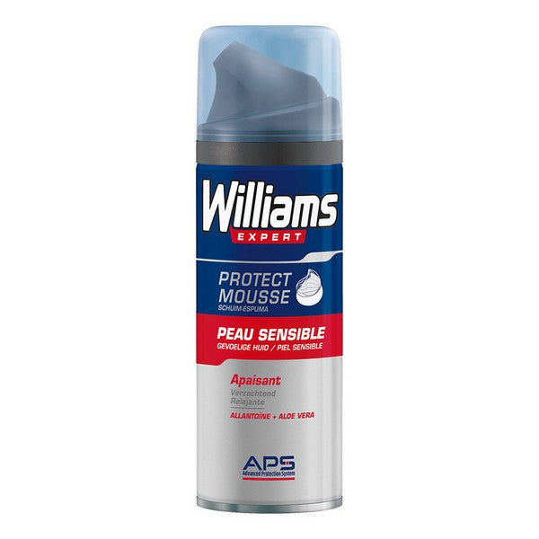 Shaving Foam Williams Sensitive skin (200 Ml)