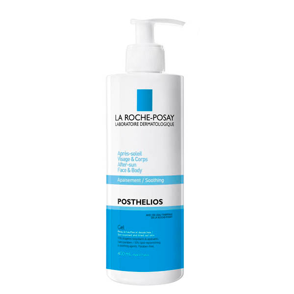 After Sun Posthelios La Roche Posay (400 ml)