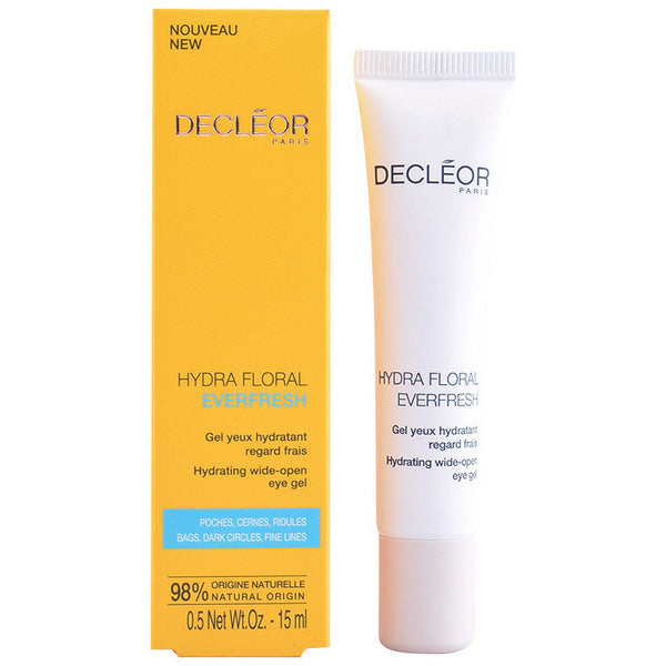 Anti-Ageing Cream for Eye Area Hydra Floral Everfresh Decleor (15 ml)