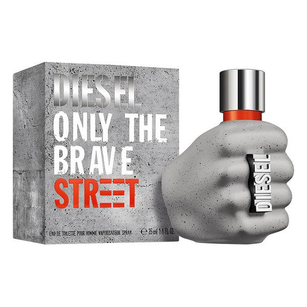 Men's Perfume Only The Brave Street Diesel EDT (35 ml)